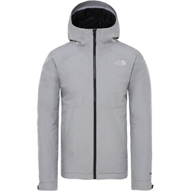 The North Face Millerton Insulated Jacket Men, mid grey heather